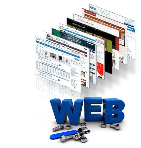 """Diseño Web <span>""""Todo en Uno""""</span>. Una <span>solución web</span> para cada necesidad"""